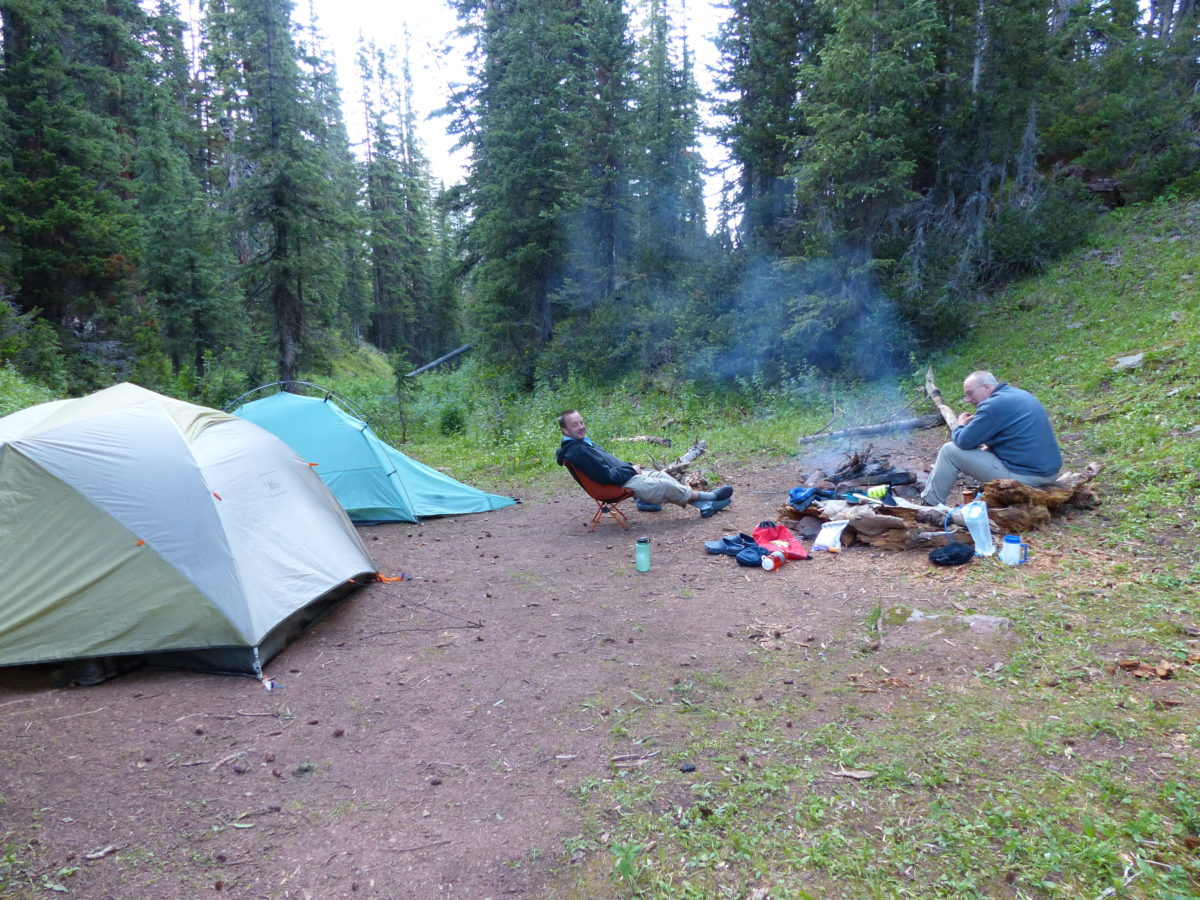 2015 Maroon Bells — Four Pass Loop – Our Life on the Trail